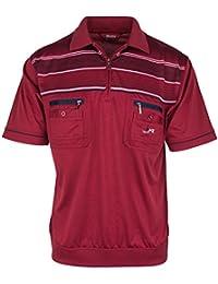 Polohemd Poloshirt für Herren von SOUNON, verschiedene Farben - Größe M bis 5XL