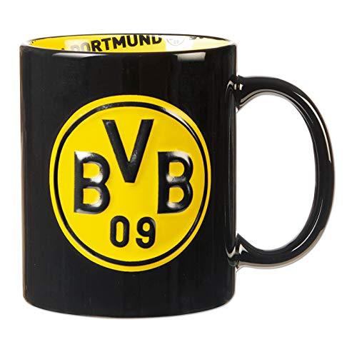 BVB-Tasse mit Innendekor one size