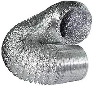 Condotta Flessibile Combi PVC//Alluminio /Ã/˜25cm 10mt