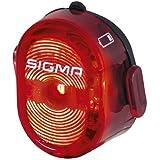 Sigma Sport Nugget II Fahrradbeleuchtung Schwarz One Size