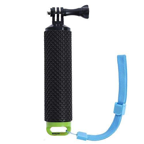 O RLY schwimmender Handgriff Floating Hand Grip Mount für für GoPro Hero 2 3 4 5 6 SJCAM cappark/Akaso/Apeman Sport Action Kamera-Halterung Zubehör- Grün