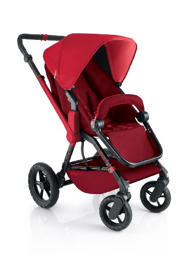 Concord Buggy Wanderer, Kollektion 2013 Red