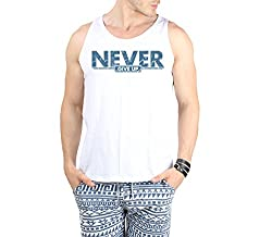 SayItLoud Mens Printed Vest