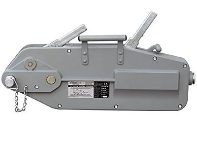 Rotek Seilzug SZ-3200, Kapazität 3.200kg inkl. 20, 40 oder 60m Spezialseil auf Haspel