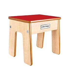 Little Helper, Sgabello/sedia in legno