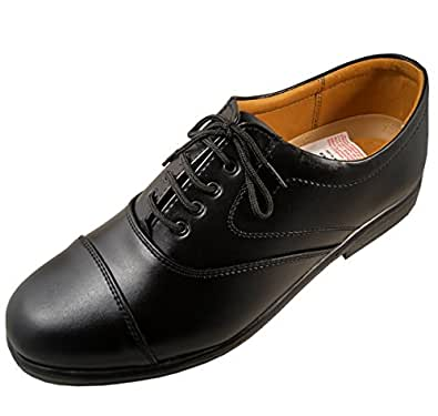 Action Synergy Men's Formal Shoes Black ME432