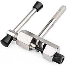 TRIXES Herramienta de reparación para cambiar y cortar los remaches de cadenas de bicicleta
