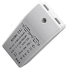 Ecloud Shop TRANSFORMADOR SMD LED 220V A 12V PA