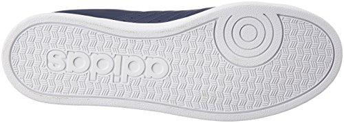 Adidas Vs Advantage, Scarpe da Corsa Uomo, Nero Azul (Maruni / Ftwbla / Rojsol)
