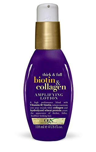 tin & Collagen Amplifying Lotion, 1er Pack (1 x 118 ml) (Violett Haar Spray)