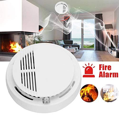 Stecto Detector Humo contra Incendios Sensor Humo