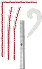 Isomars Fashion Designing Ruler Set