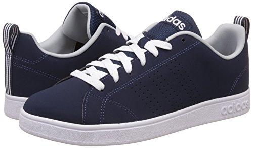 Adidas NEO Advantage Clean VS, Scarpe da Ginnastica Uomo, Nero (Negbas Negbas Lead), 40 EU