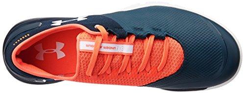 Charged Ultimate TR 2.0 Hommes - Chaussures de Course - Noir bleu marine/blanc