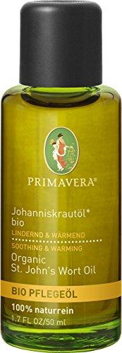 PRIMAVERA Johanniskrautöl* bio DOPPELPACK 2x50ml
