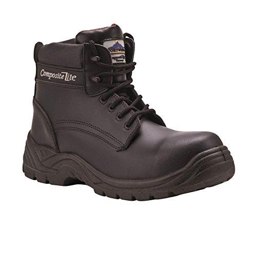 Portwest Fc11 Compositelite™ Thor Boot S3 Mens Chaussures Protection Chaussures Noir