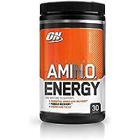 Optimum Nutrition Amino Energy Diet Supplement, 270 g, Orange Cooler