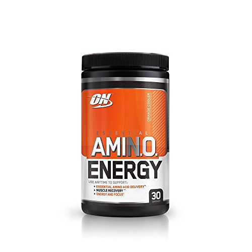 Optimum Nutrition Amino Energy Orange Cooler 30 servings - 41UN7dslJlL
