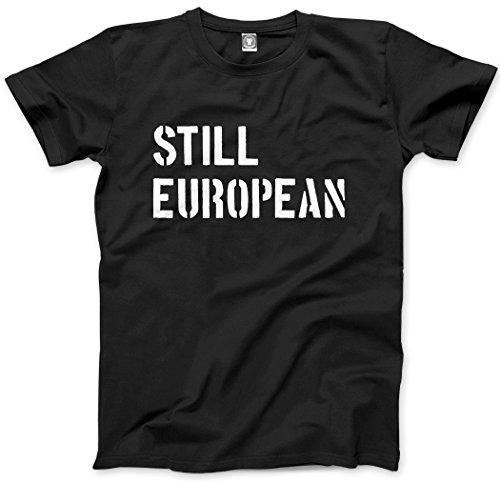 HotScamp Still European Brexit Referendum - Still European Brexit Referendum Mens Unisex T-Shirt