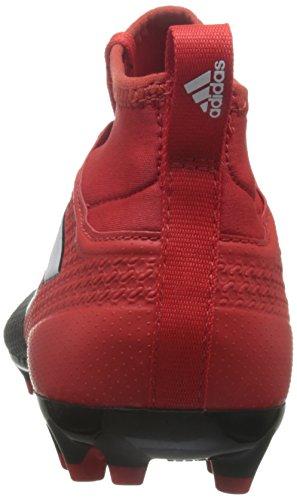 adidas Herren Ace 17.3 Primemesh Fußballschuhe Rot (Rojo/ftwbla/negbas)