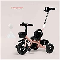 Hejok Tricycle For Kids Age 1 To 3, Kids Trike Tricycle 2-6 Smart 2-In-1 Childrens Tricycle Kids Trike For Toddlers Toys (Green)