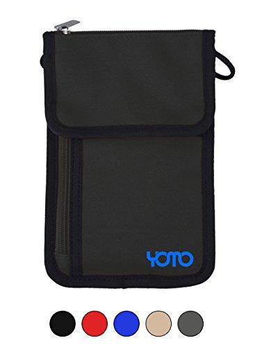 yomo-design-reisepasshlle-am-hchsten-bewertet-wasserfest-rfid-sicher-hochwertig-version-2016-schwarz