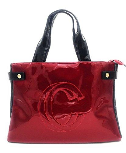 Gallantry, Borsa tote donna rosso