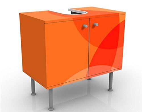 Apalis 53312 Waschbeckenunterschrank Havanna Lounge Nummer 2, 60 x 55 x 35 cm