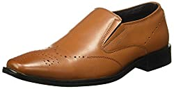 Red Chief Mens Tan Leather Formal Shoes - 8 UK/India (42 EU)(RC3468 006)