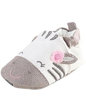 HCFKJ Bebé De Dibujos Animados Suave Suela De AlgodóN Coth Zapatos Infantil NiñO NiñA Zapatos De NiñO