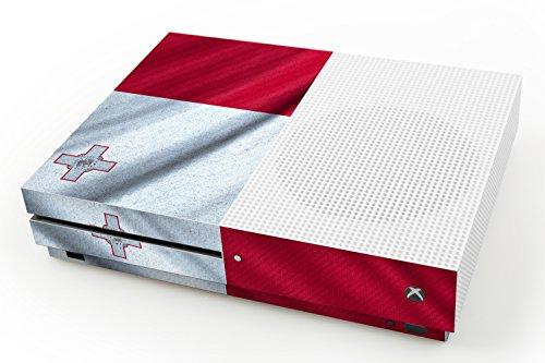 diseno-pegatina-microsoft-xbox-one-s-bandera-de-malta-design-skin