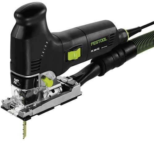 FESTOOL PS 300 EQ-PLUS GB 240 V – SIERRA CALADORA TRION PENDULO MULTICOLOR
