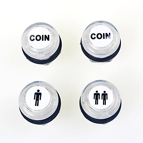 reyann-4-pcs-lot-5v-led-illuminated-push-button-1p-2p-player-start-buttons-2x-coin-buttons-for-mame-