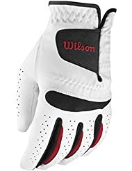 WILSON Herren Golf Handschuh Feel Plus MLH