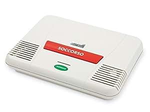 Beghelli 3112N, Sistema integrato di telesoccorso e antintrusione con messaggio a sintesi vocale e vivavoce