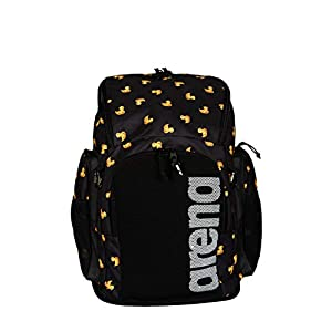 41UNE85GnuL. SS300  - arena Team Backpack 45 Allover Bags, Unisex Adulto