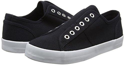 Serena, Sneaker Donna, Nero (Black 01), 42 EU EVANS