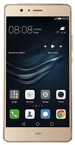 """Foto Huawei P9 Lite - Smartphone, (1 SIM) Libero Android (4G, schermo 5.2 """", octa-core, 2 GB RAM, 16 GB, fotocamera 13 MP), colore Gold"""