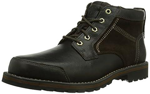 Timberland Larchmont FTM_Larchmont Chukka, Herren Chukka Boots, Braun (DARK BROWN),