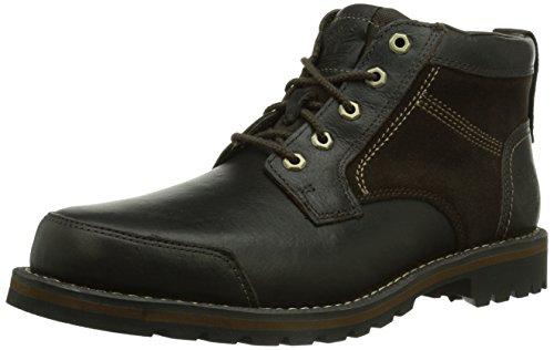 Timberland Larchmont FTM_Larchmont Chukka, Herren Chukka Boots, Braun (DARK BROWN), 46 EU (11.5 Herren UK)