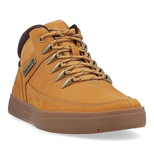 TIMBERLAND 0A1UZV Trigo Amarillo Zapatos Hombres Cordones