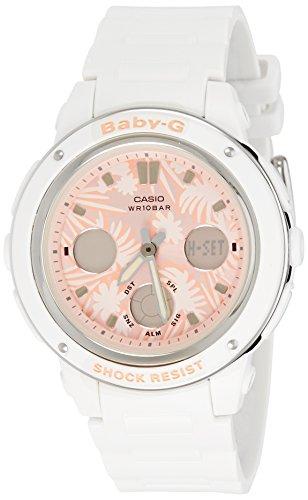 41UNLTipZAL - Casio BGA 150F 7ADR Women watch