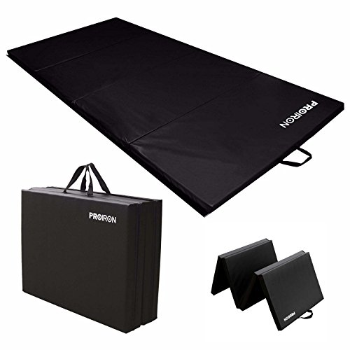 PROIRON Folding Exercise Mat Gym Martial Arts Tumbling Yoga