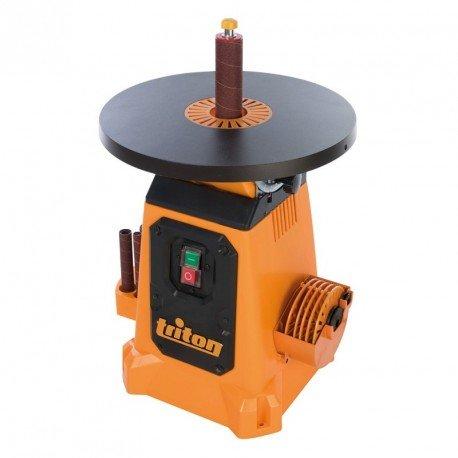 Levigatrice a cilindro rotante su piano inclinabile 380mm 350W tsps370Triton 622768
