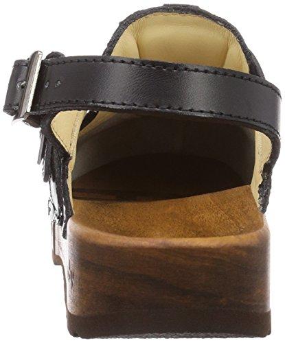 Woody Oskar , Chaussures homme Noir - Noir