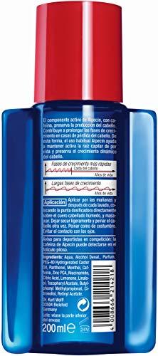 41UNO36ZJPL - Alpecin Cafeína Líquida, 1 x 200 ml - Líquido anticaída - energía pura para las raíces