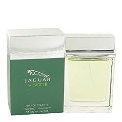 Jaguar Vision II by Jaguar Eau De Toilette Spray 3.4 oz