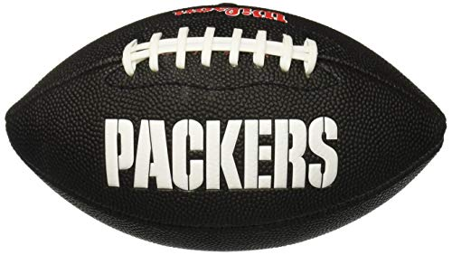 Wilson American Football NFL TEAM LOGO MINI GREEN BAY PACKERS