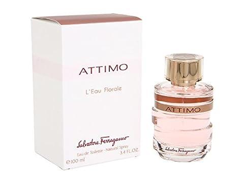 Salvatore Ferragamo Attimo L'Eau Florale EDT Spray 100 ml