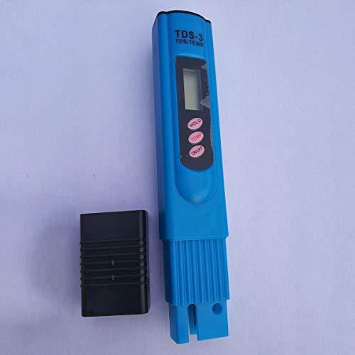 Heaviesk Tragbare TDS LCD Digital 0-9990ppm Wasserqualität Test Pen Härteprüfgerät Wasserfilter Reinheit Monitor Tool